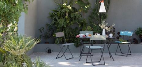 Table et chaise de jardin | Lafuma Mobilier