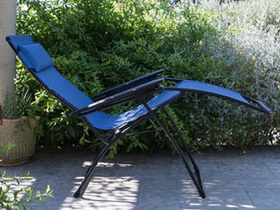 Lafuma Mobilier est l'inventeur du fauteuil de relaxation