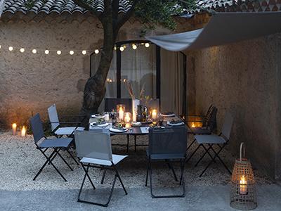 Comment aménager un coin repas en extérieur ?