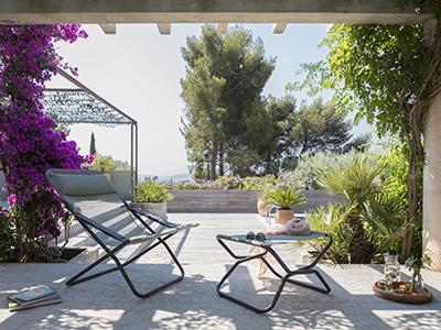 Comment bien aménager une grande terrasse ?
