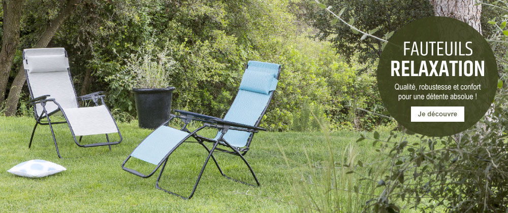 Lafuma Mobilier FR - RELAX