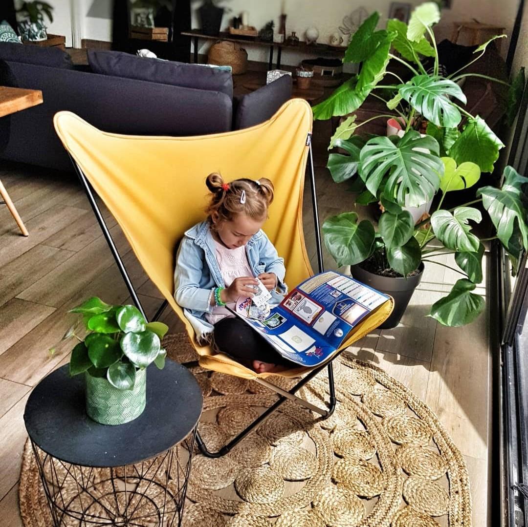 fauteuil design pliants pop up xl airlon garance lafuma mobilier. Black Bedroom Furniture Sets. Home Design Ideas