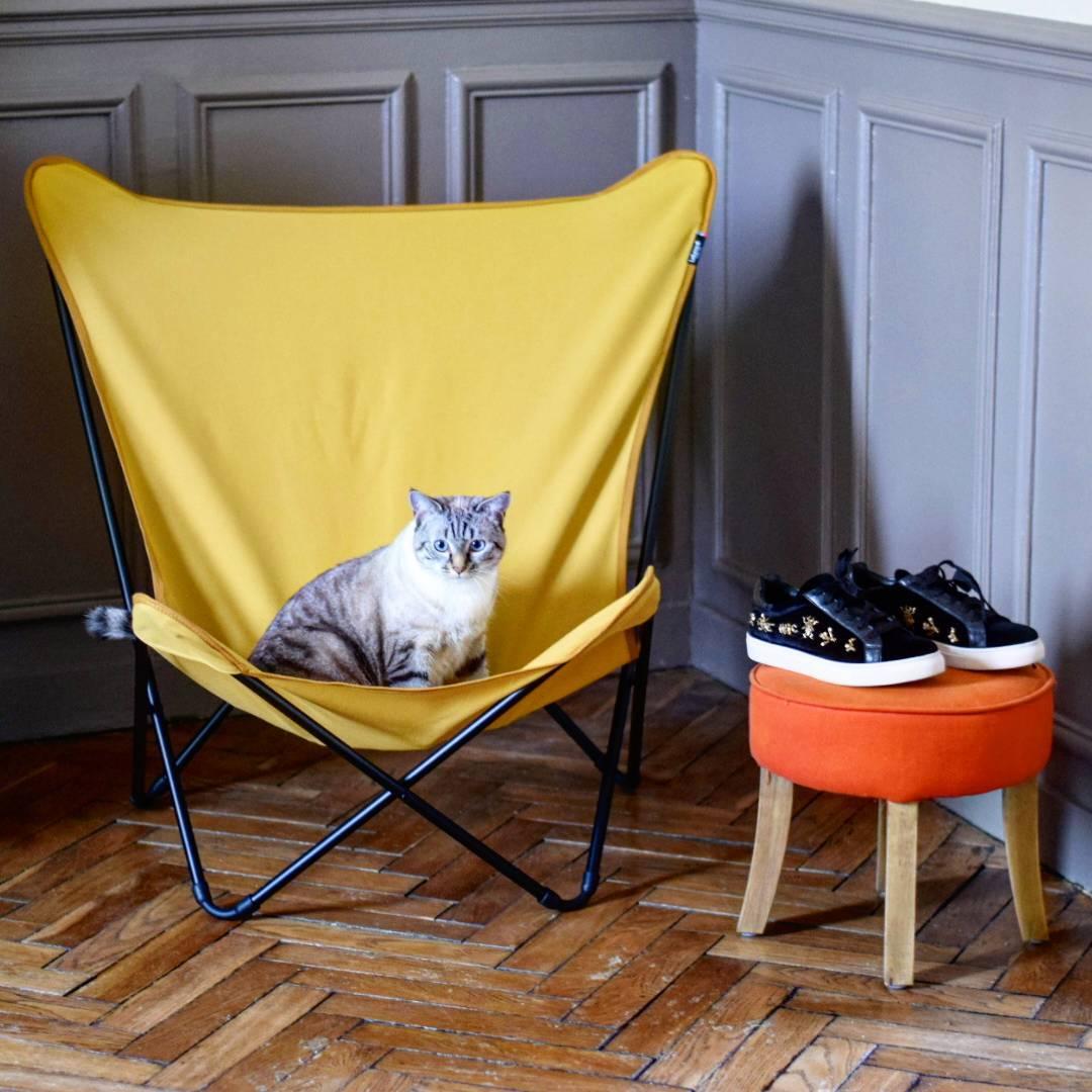 fauteuil design pliants pop up xlairlon curry lafuma mobilier. Black Bedroom Furniture Sets. Home Design Ideas