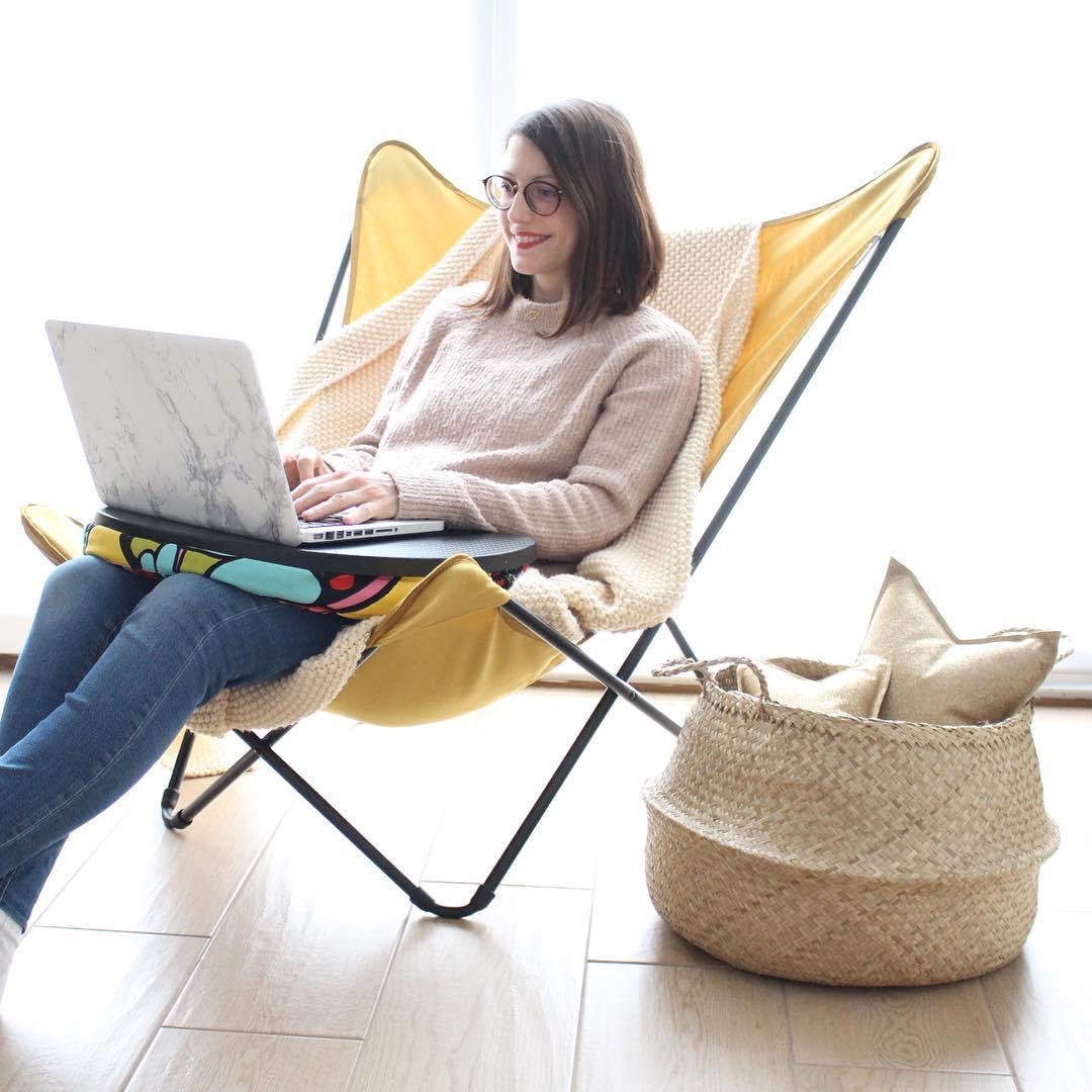 fauteuil design pliants pop up xlairlon gr s lafuma mobilier. Black Bedroom Furniture Sets. Home Design Ideas