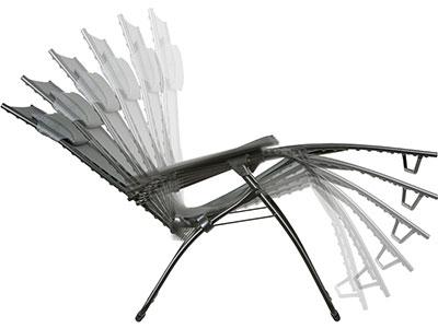 Armchair and Zero Gravity position