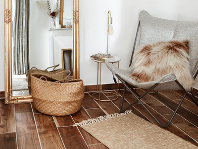 Repost @uneclairpuislanuit cosy lounge with natural wood parquet