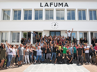 L'équipe LAFUMA MOBILIER