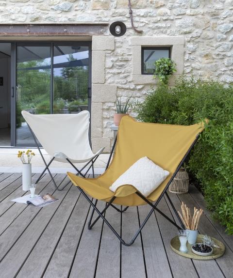 Lafuma Mobilier : fabricant français de mobilier de jardin depuis 60 ans